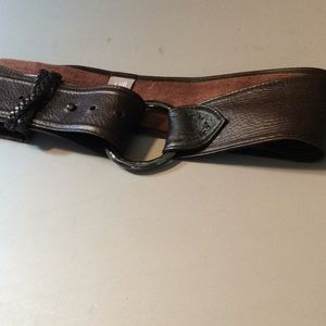 J.Jill Leather Belt Size L/XL